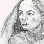 THE LORD OF THE RINGS. ARWEN. PORTRAIT