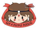 Princess Mononoke, Not a People Person