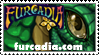 Furcadia Stamp by kiraxlee