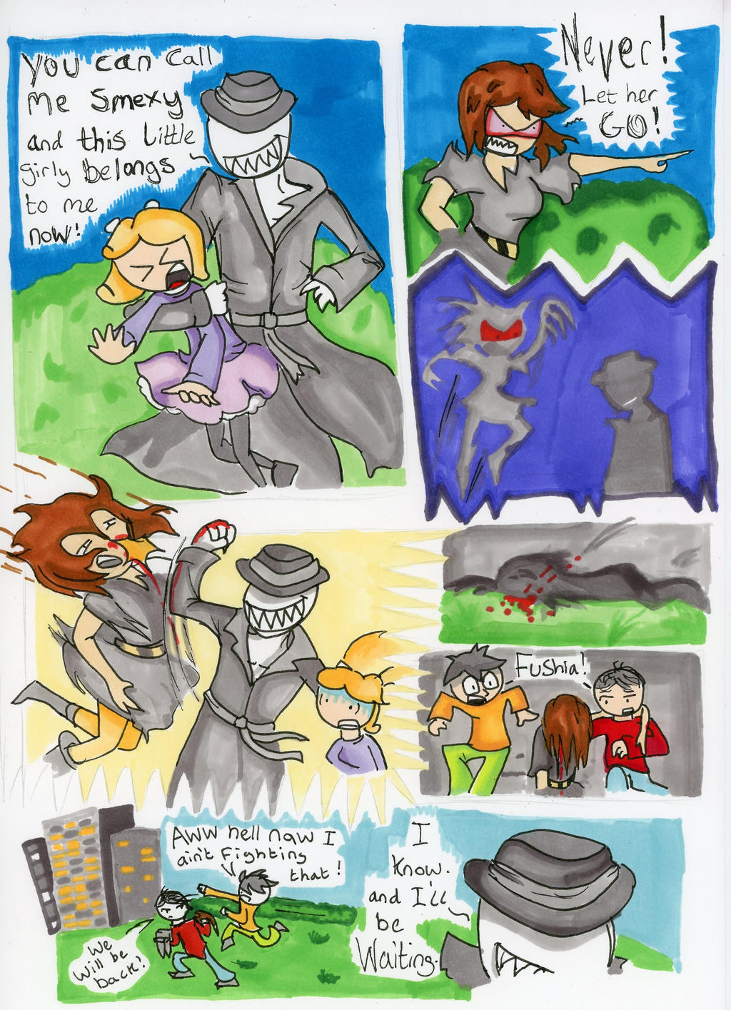 Offender Comic 4 by IceBridget
