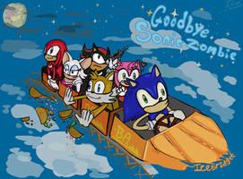 Goodbye Sonic Zombie