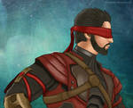 The Blind Swordsman