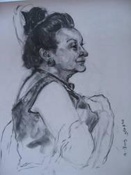 portrait 2 by captaincoconutz