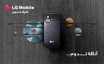 LG Secret kf750 by zavavi
