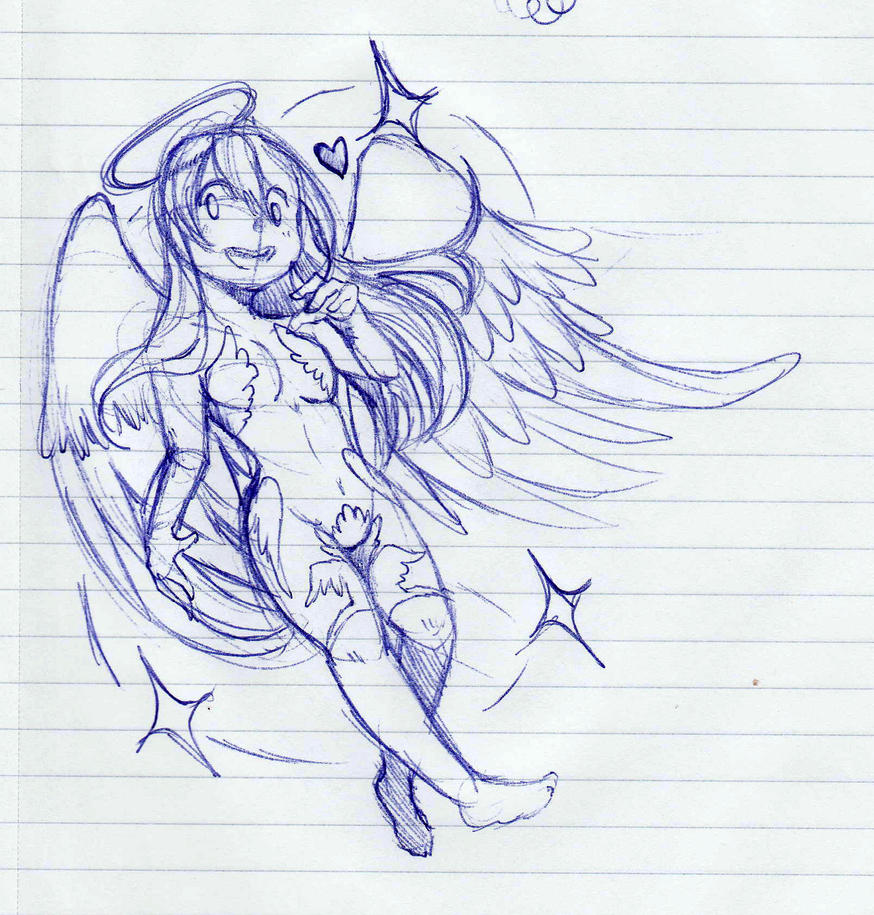 pen doodle by keyone1
