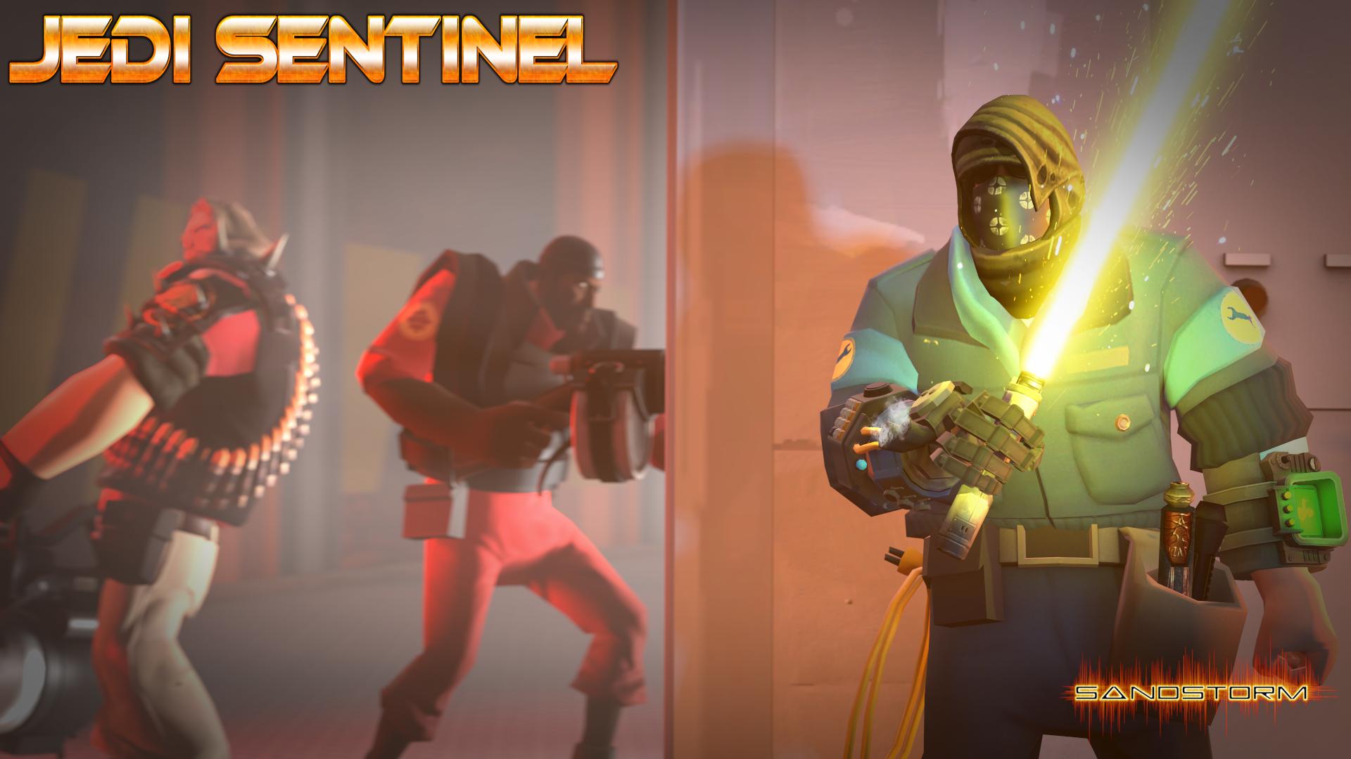 Jedi Sentinel [SFM] by Sandstorm-Arts