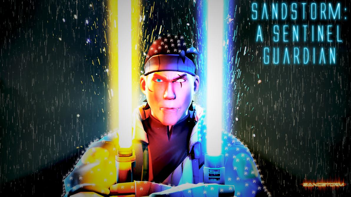 Sandstorm: A Sentinel Guardian [SFM] by Sandstorm-Arts