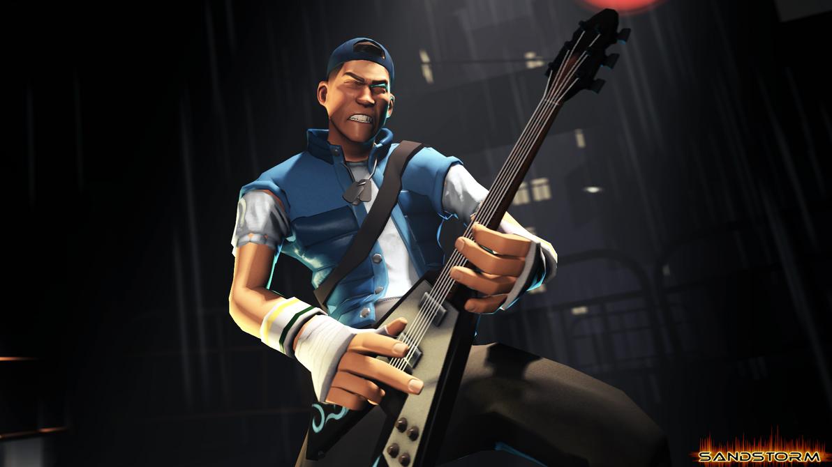 Rocker [SFM] by Sandstorm-Arts