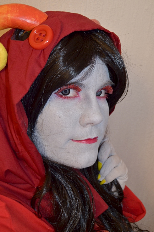 Aradia God Tier Cosplay by LittelMoonie