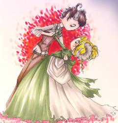 Happy Valentine Day by LittelMoonie