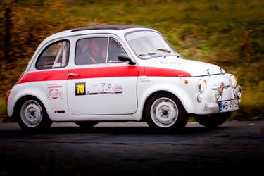 Fiat 500 by pawelsky