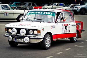 Fiat 125 p Monte Carlo by pawelsky