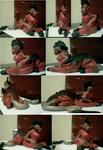 Centuar girl Figure Complete