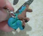Tiny Sea horse pendant!