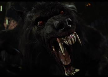 Werewolf by Sapphiresenthiss