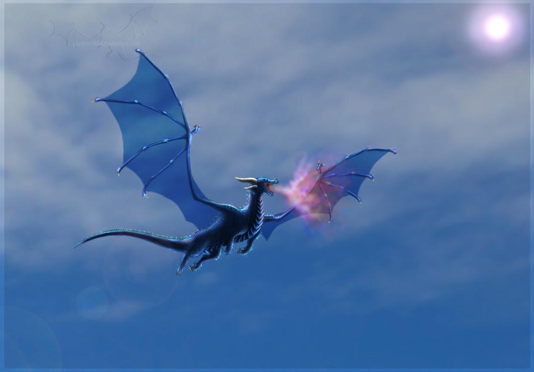 Sun Flight by Sapphiresenthiss