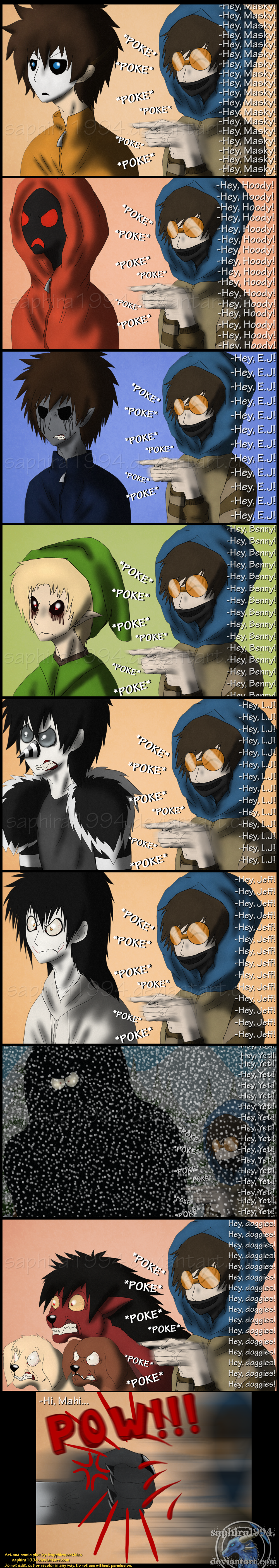 Adventures With Jeff The Killer - PAGE 62 by Sapphiresenthiss