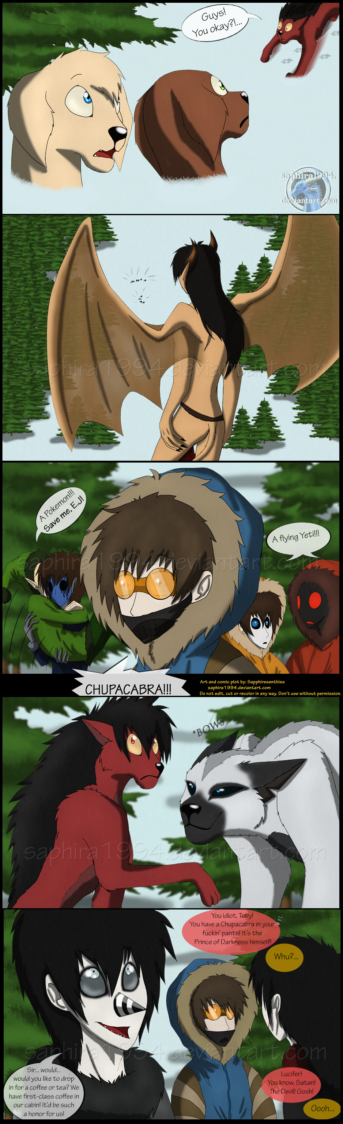 Adventures With Jeff The Killer - PAGE 72 by Sapphiresenthiss
