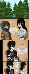 Adventures With Jeff The Killer - PAGE 86 by Sapphiresenthiss