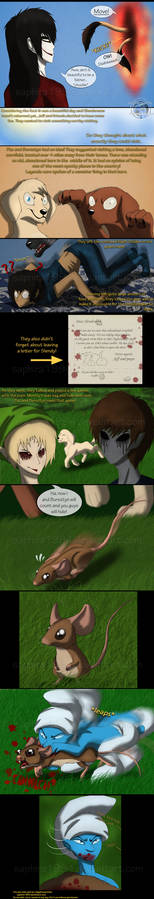 Adventures With Jeff The Killer - PAGE 119