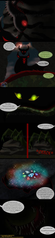 Adventures With Jeff The Killer - PAGE 131
