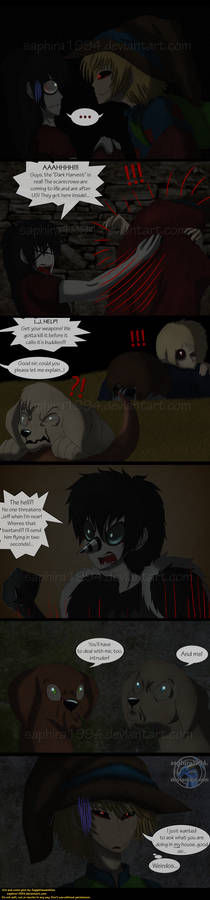 Adventures With Jeff The Killer - PAGE 133