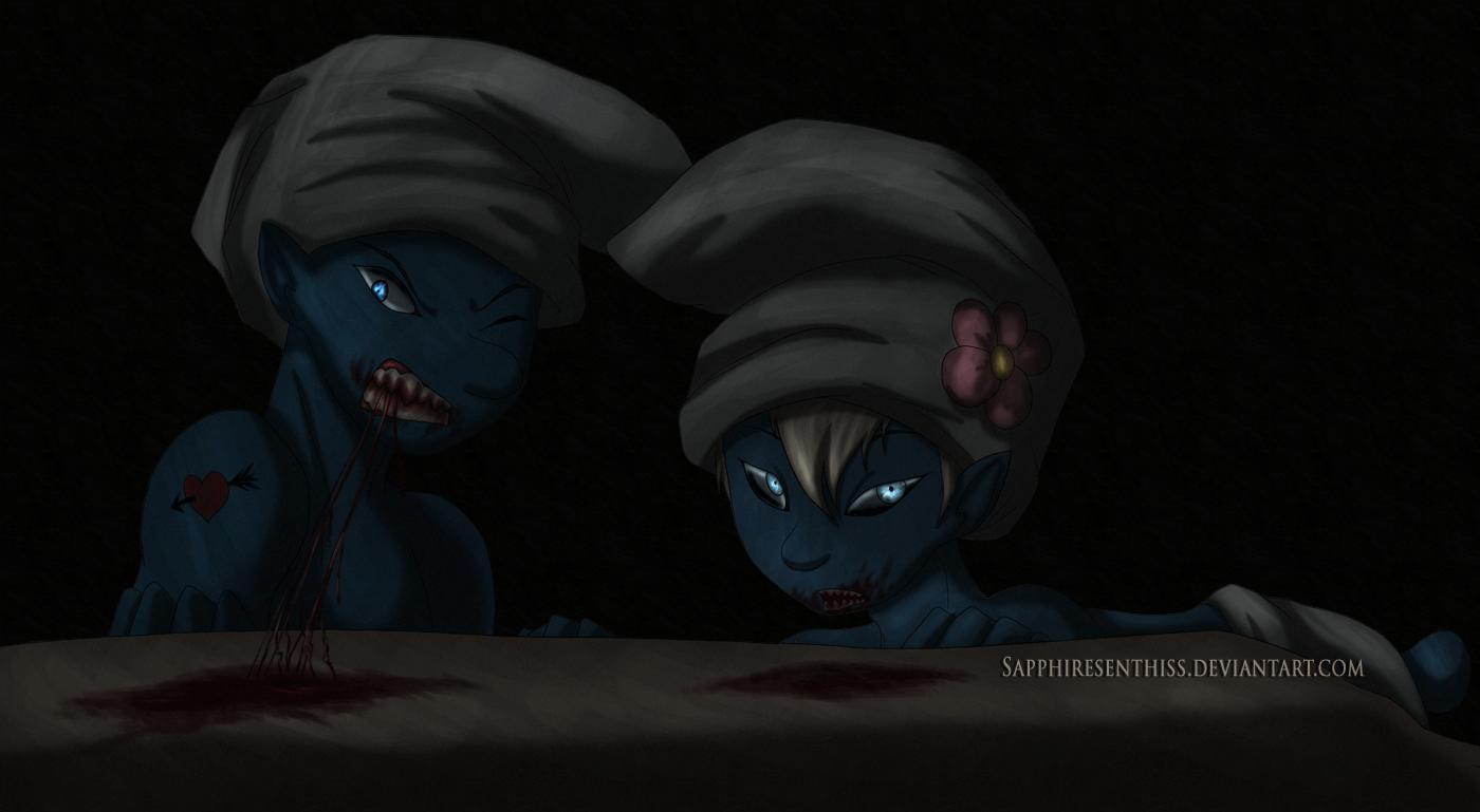 Blue Nightmares by Sapphiresenthiss on DeviantArt