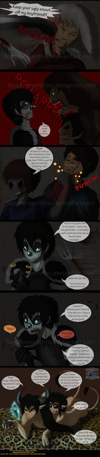 Adventures With Jeff The Killer - PAGE 150