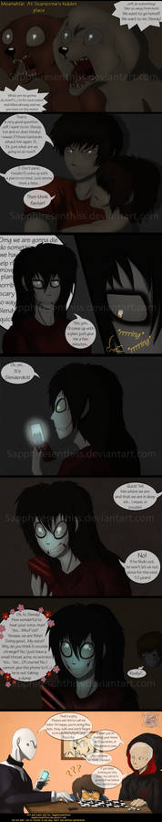 Adventures With Jeff The Killer - PAGE 153