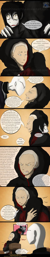 Adventures With Jeff The Killer - PAGE 158