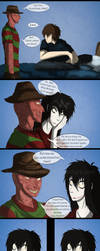 Adventures With Jeff The Killer - PAGE 166 by Sapphiresenthiss