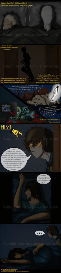 Adventures With Jeff The Killer - PAGE 174