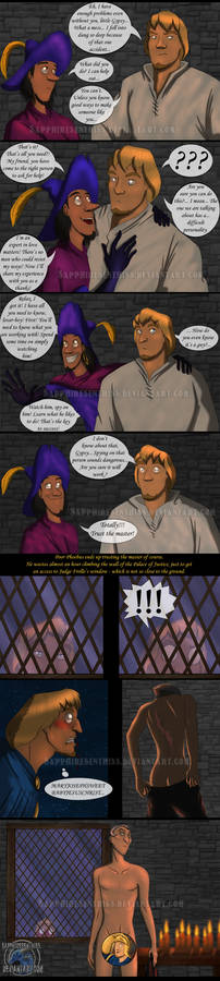 Never Judge A Gypsy By His Skin - PAGE 7