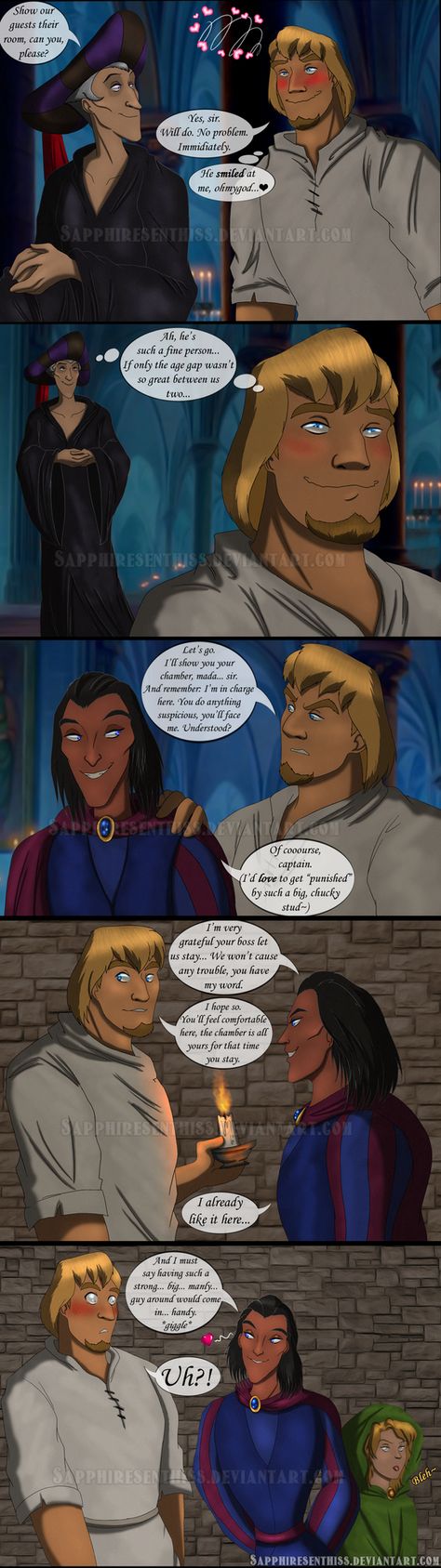 Never Judge A Gypsy By His Skin - PAGE 17 by Sapphiresenthiss