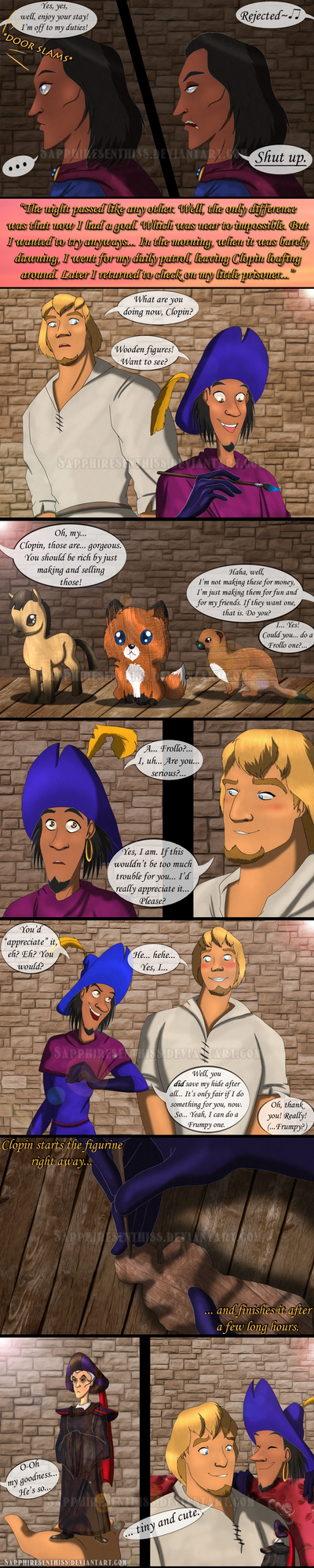 Never Judge A Gypsy By His Skin - PAGE 18 by Sapphiresenthiss