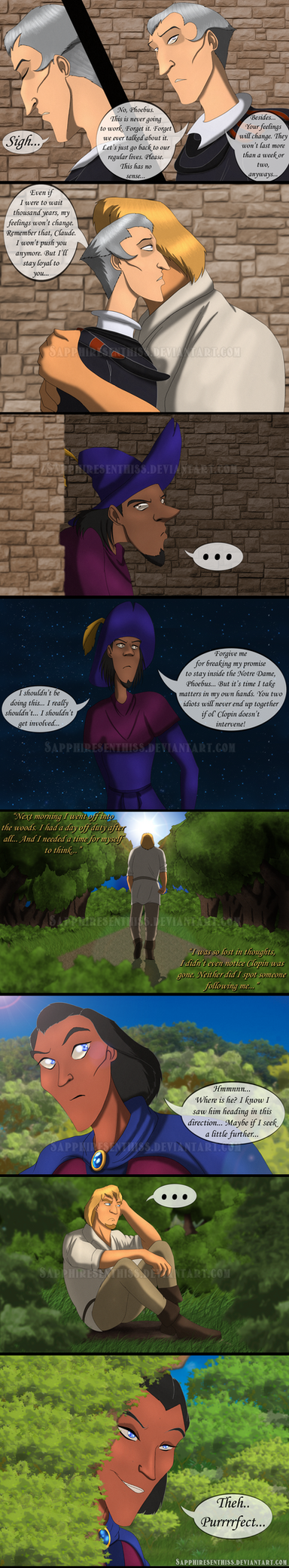 Never Judge A Gypsy By His Skin - PAGE 22 by Sapphiresenthiss