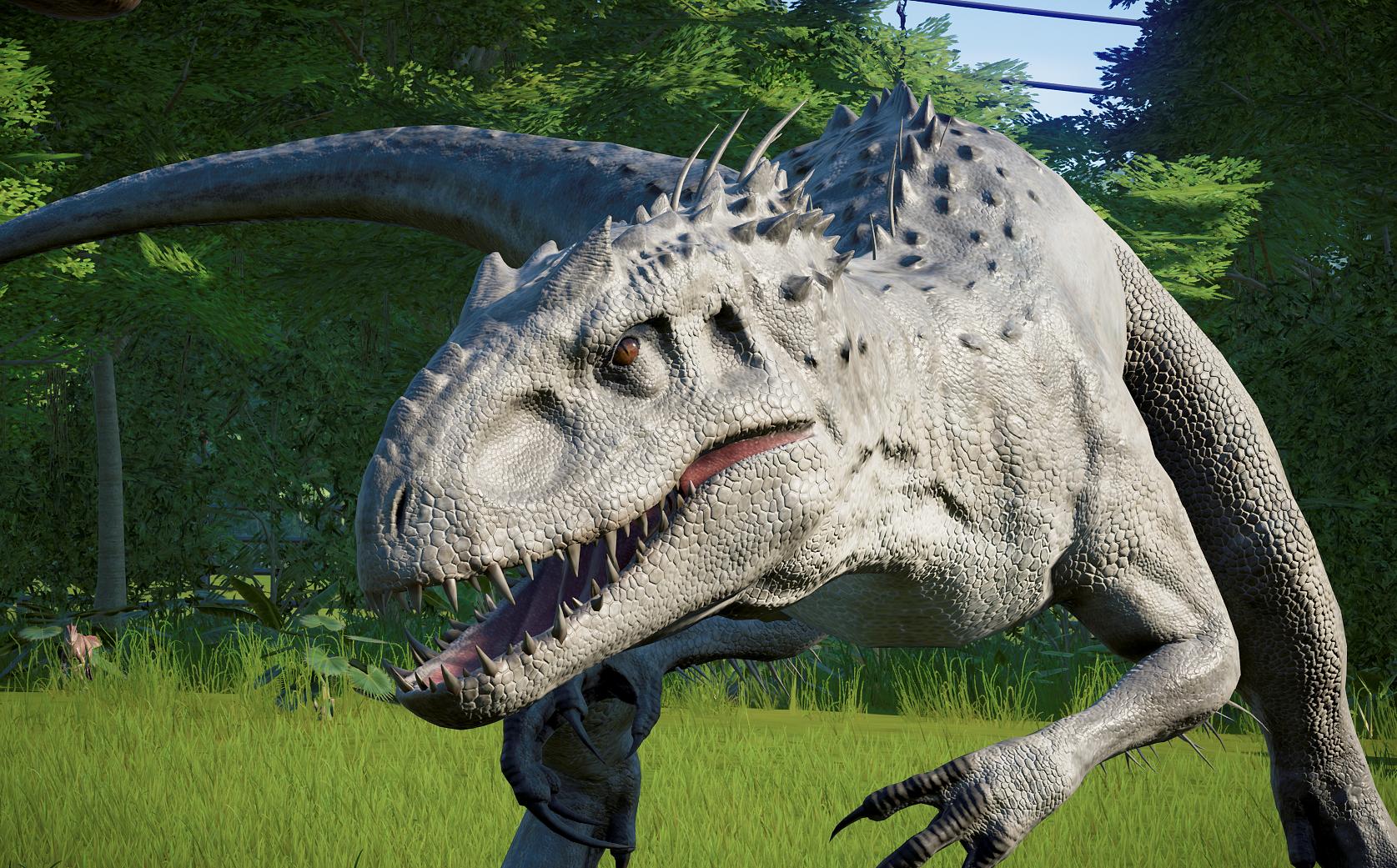 Indominus Rex (Jurassic World Evolution