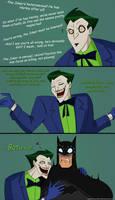 The Joker's Sexuality