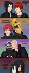 Different Kinds of Couples XD (NARUTO) by Sapphiresenthiss