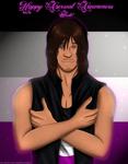Happy (Daryl) Asexual Awareness Week!