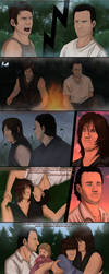 Taming The Hunter (Rickyl) - PAGE 14 (END) by Sapphiresenthiss