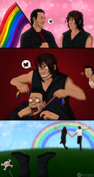 Happy Rickyl PrideMonth! by Sapphiresenthiss