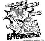 Minsc and Boo - EPIC ADVENTURES!