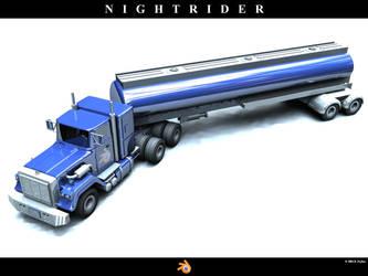 Nightrider by KorX989