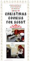 Christmas Cookies for Sebby