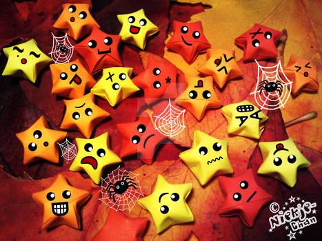 .:Autumn Lucky Stars:.