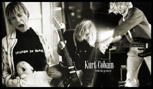Kurt Cobain by Flepsicaa