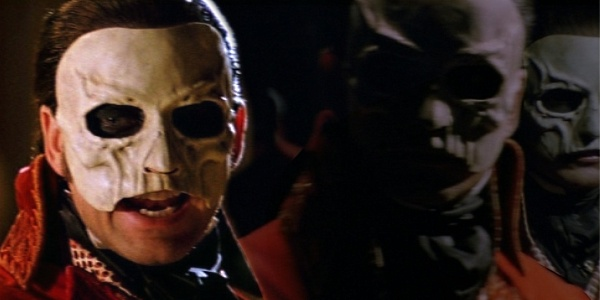 Masquerade by GerryPhantom