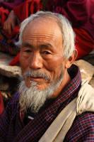 People of Bhutan II by ernieleo