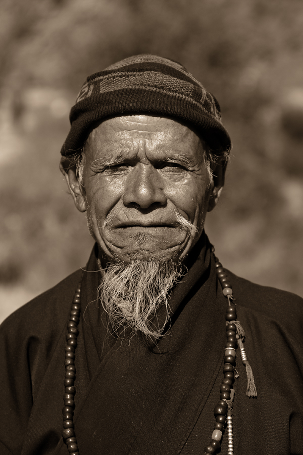 People of Bhutan VIII by ernieleo
